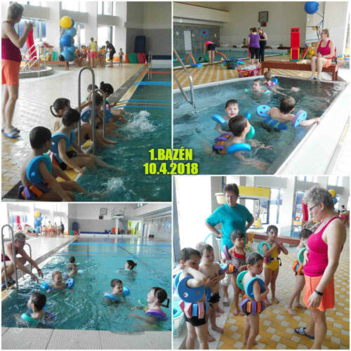 Na bazéně